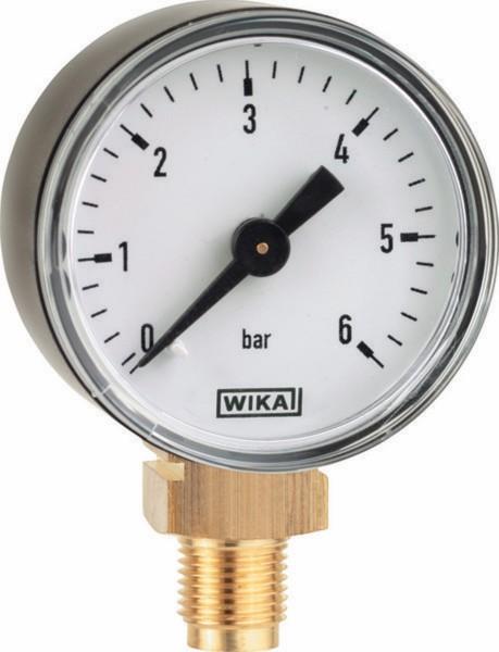 gas manometer. ersatzmanometer für kleindruckregler gas manometer d