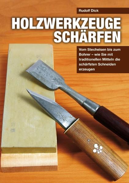 Buch: Holzwerkzeuge schärfen