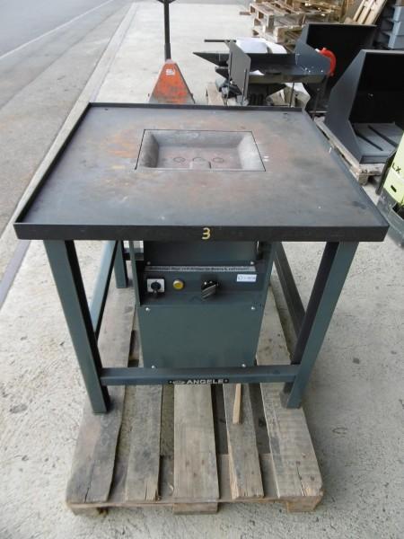 Schnäppchen Gas-Schmiedeherd G 800 E, gebraucht