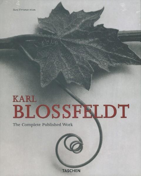 Buch: Karl Blossfeldt 1865-1932