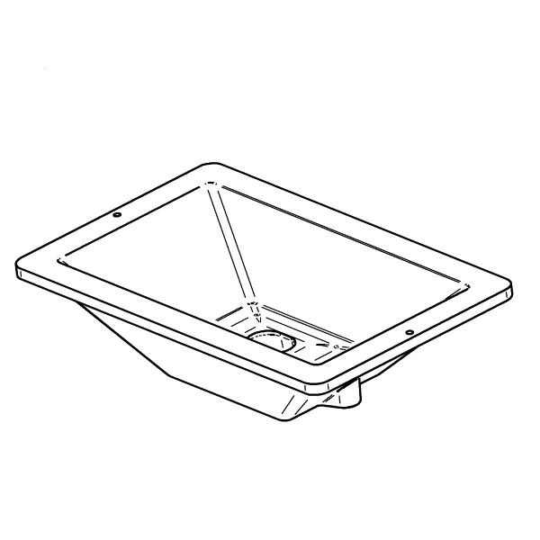 Ersatz-Feuerschüssel Gr. 6
