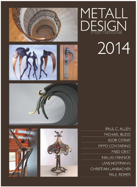 Buch: Metall Design international 2014