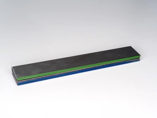 Set Stahlstreifen für Damastmesser