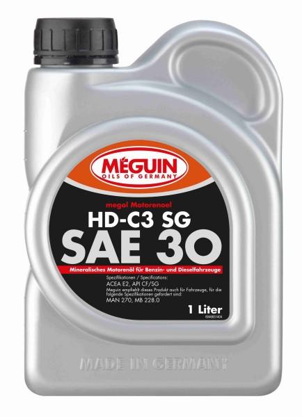 Öl für Luftschmiedehammer - SAE30