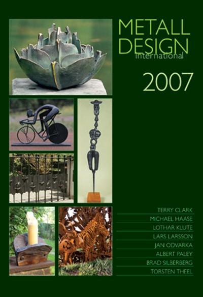 Buch: Metall Design international 2007