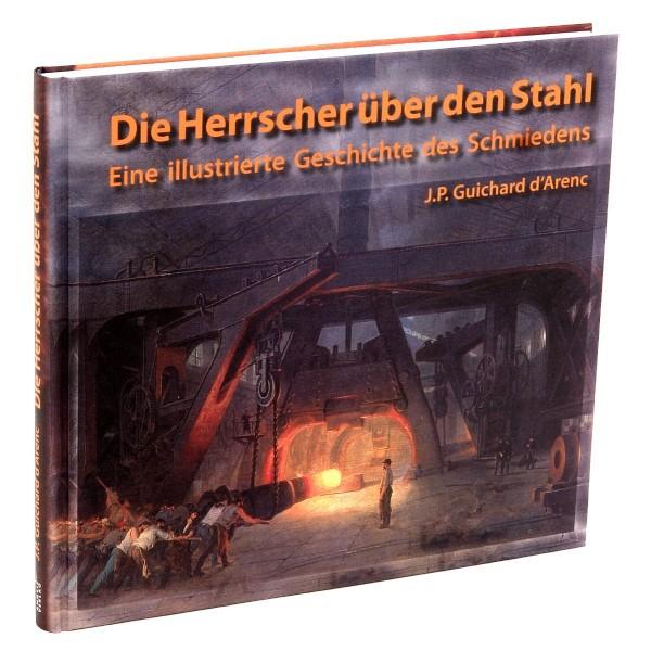 Buch: Die Herrscher über den Stahl