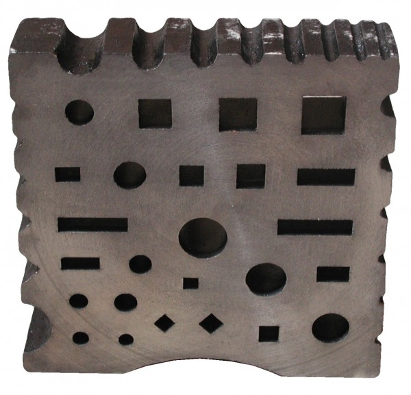 Lochplatte - Gesenkplatte 400