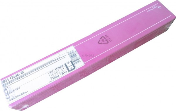 Schweisselektrode 3,2 mm für Reineisen
