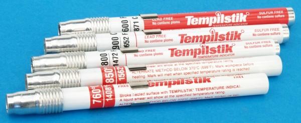 Temperaturanzeigender Stift (Set mit 5 Stk)